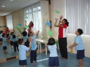 9. Coordination Activity